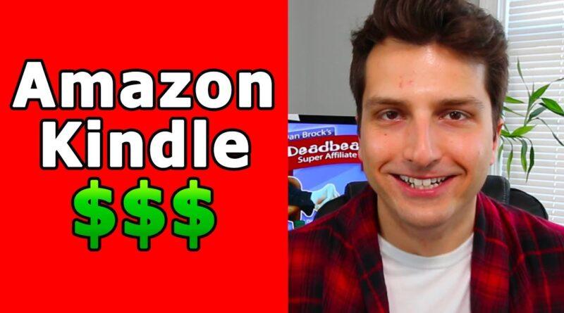 How to Make Money With Amazon Kindle eBooks ($100 Paychecks)
