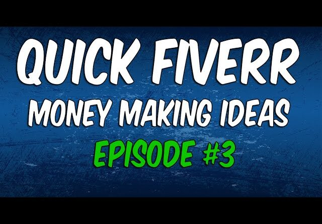 How to Make Money on Fiverr with Blog Comments – SUPER EASY! EP #3