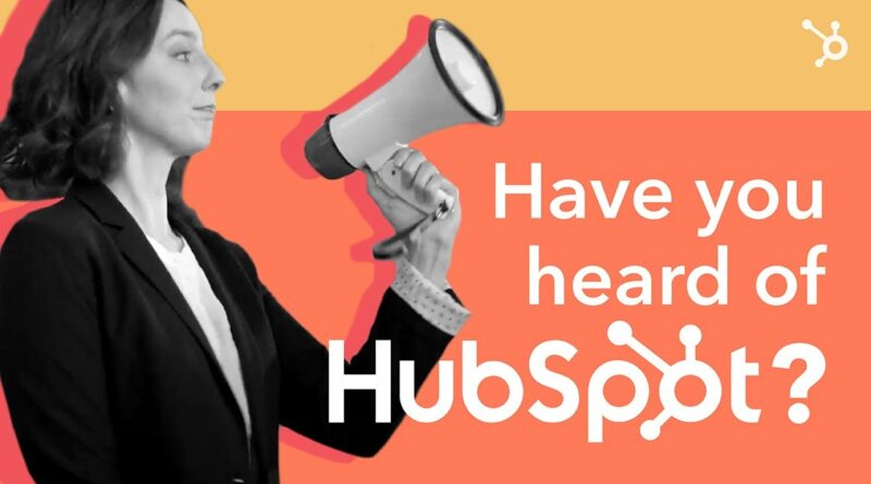 Have you heard of HubSpot?