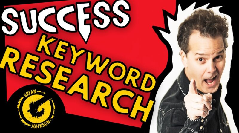 YouTube Keyword Research to Get More Views