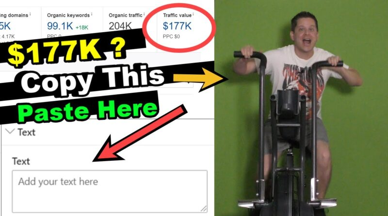 Copy And Paste $177K / Month Niche? – Pay Attention!