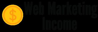 Web Marketing Income